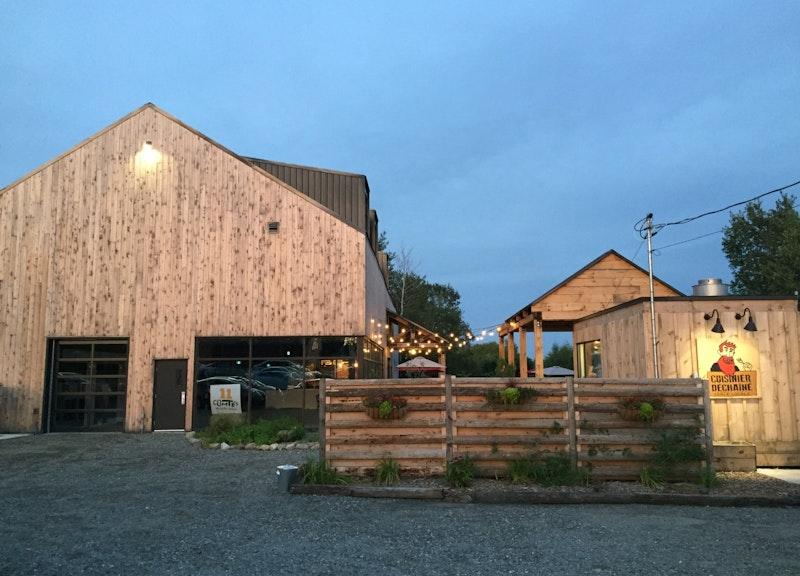 11 comtés brasserie rurale