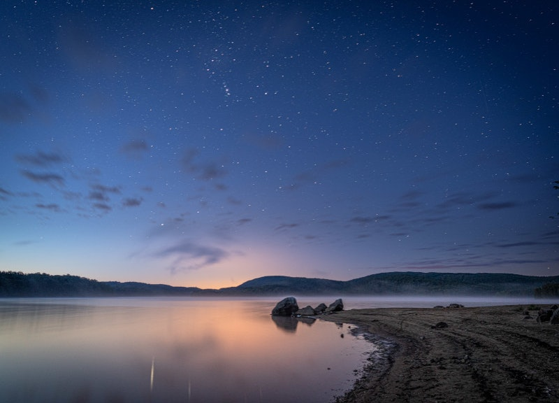 Parc régional Kiamika. Crédit photo : Nicolas Aubry