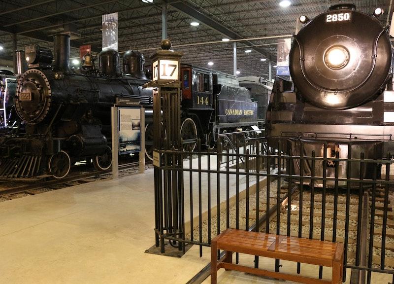 Exporail, le Musée ferroviaire canadien