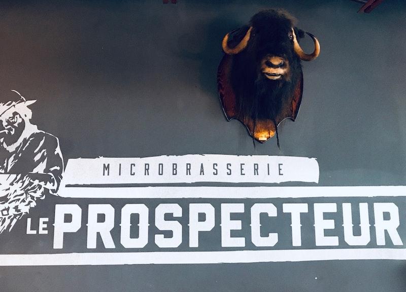 La Microbrasserie Le Prospecteur