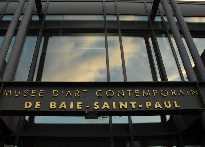 Le Musée d'art contemporain de Baie-Saint-Paul