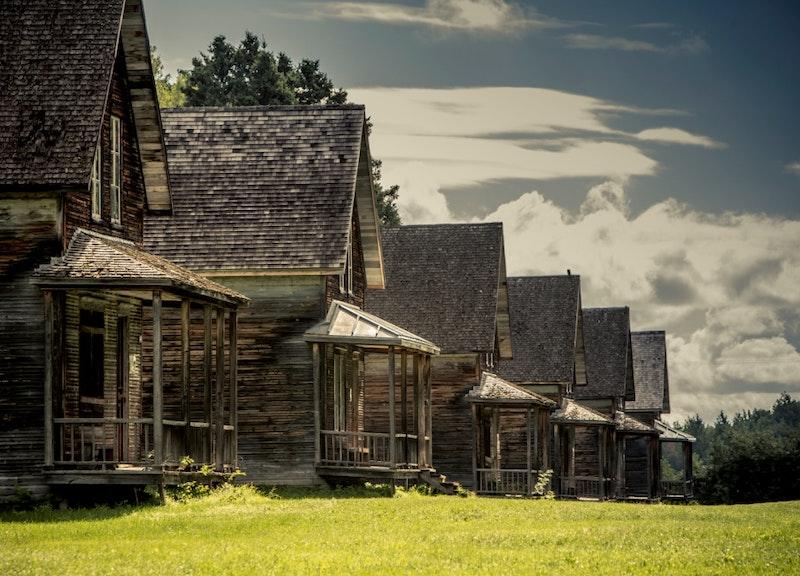 Le Village historique de Val-Jalbert