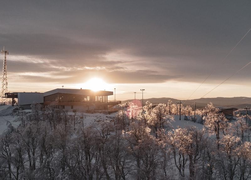 Chalet du Sommet : Bromont Montagne d'expériences